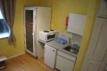 Studio flat to rent in Matheson Road, London...