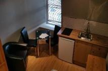 Studio apartment to rent in Matheson Road, London...