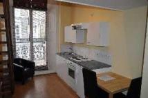 Studio flat to rent in Hogarth Road, London, SW5