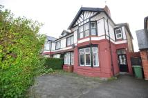 Ground Flat to rent in Stanley Avenue, Wallasey