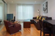 Studio flat in 21 St George Wharf...