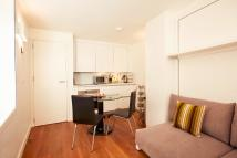 Studio flat to rent in 172 Bishopsgate, London...