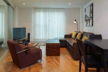 Studio apartment in 21 St George Wharf...