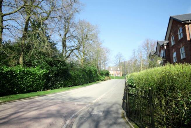 Entrance Lane