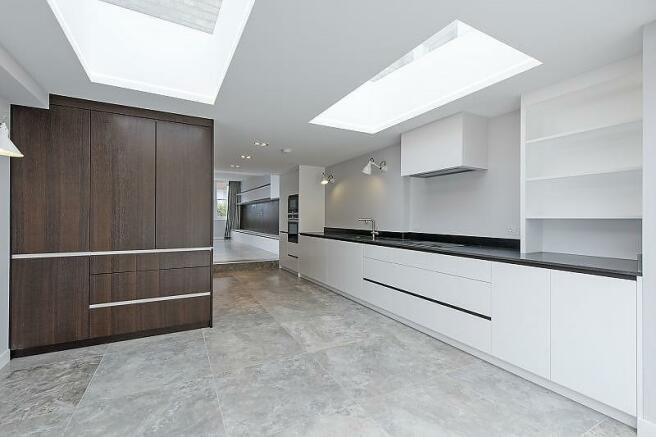 Kitchen to Living Ro