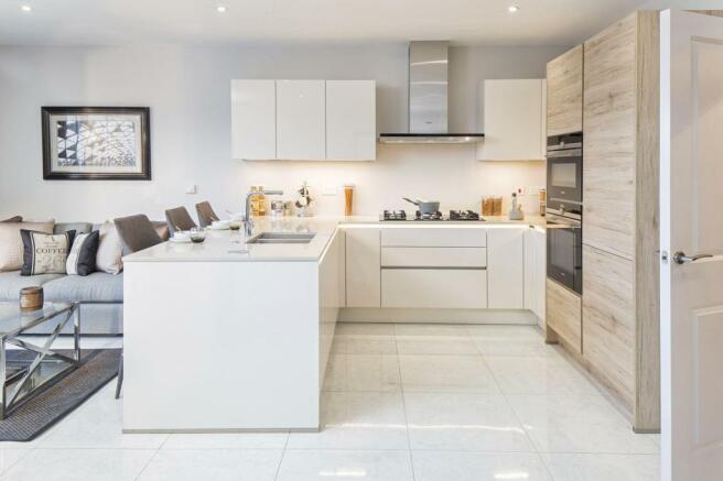 Similar David Wilson Show Home Kitchen