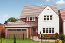 4 bed new home for sale in Pennine Way  Stoneydelph...