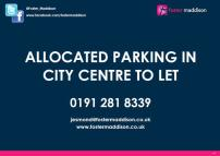 Allocated Parking Space Parking