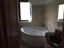 Bathroom jacuzzi