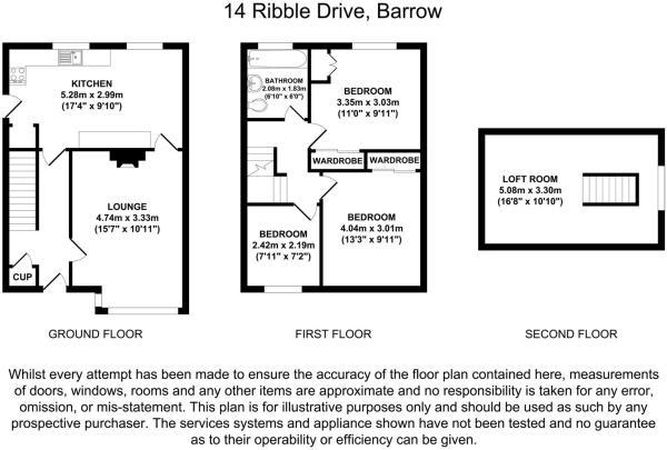 14 Ribble Drive Floo