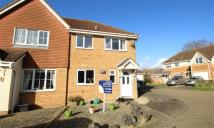 3 bed semi detached home for sale in Lime Close, Lyneham...