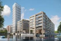 3 bed new Apartment in Dockside House - 4 Park...