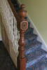 Carved Newel Post