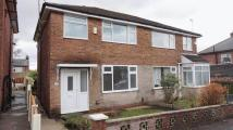 3 bed semi detached house in Moorside Road, Manchester