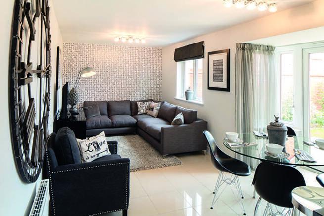 Show home interior