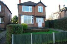3 bedroom Detached house in Cavendish Road...