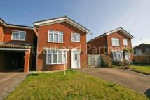 3 bedroom Detached house in Copestake Drive...