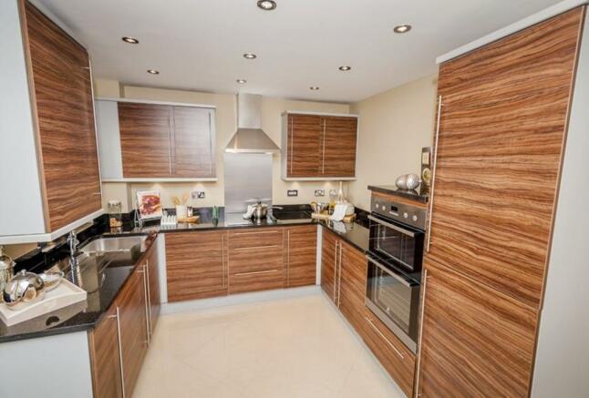 Faringdon I kitchen