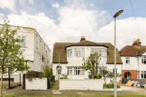 semi detached house in Burney Avenue, Surbiton...