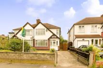 4 bed home in Highfield Road...