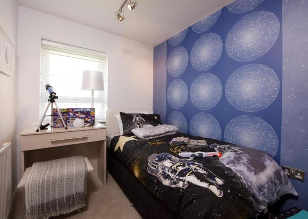Oakham single bedroom