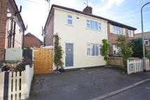 4 bedroom semi detached home for sale in Astor Road, BROADSTAIRS...