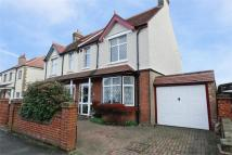 4 bed semi detached home in Beacon Road, BROADSTAIRS...