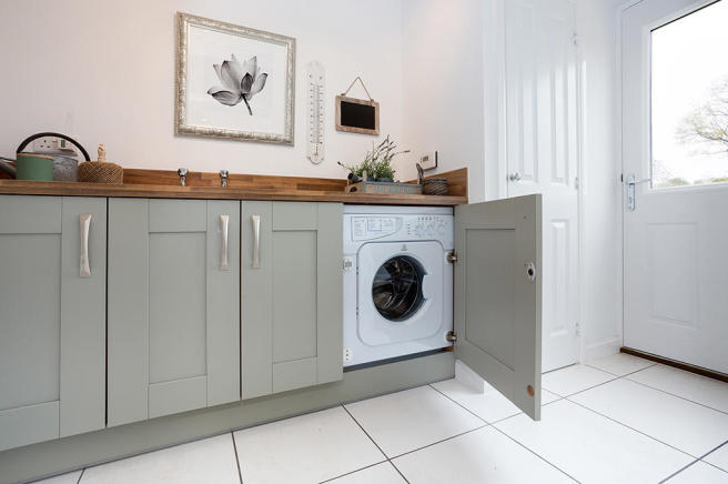 9. Typical Utility Room