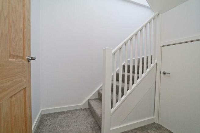 Internal Stairway