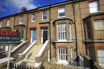 Terraced house in Ravenscourt Road...