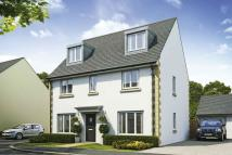 5 bed new house for sale in Liskey Hill, Perranporth...