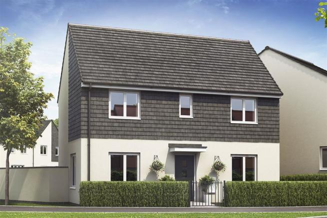 Artist impression of a typical Yewdale home