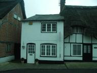 Horn Street Cottage to rent