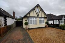 3 bedroom Detached Bungalow in Hill Lane, Ruislip...