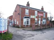 property for sale in Wainfleet Bank,Wainfleet St. Mary,Skegness,Lincs,PE24 4JR