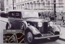 Parking in Basil Street, SW3