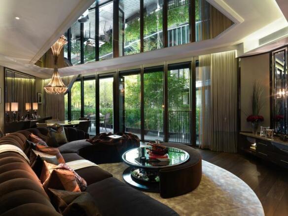 Mumbai Penthouse Apartment Floor Plan