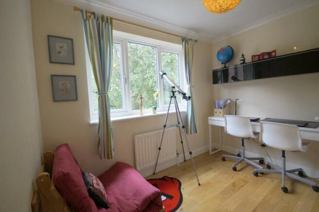 Study/ Bedroom Five