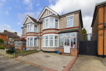 semi detached property in Abbotsford Road, Ilford