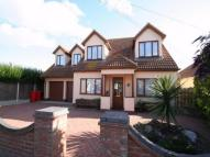 Detached house for sale in ASH ROAD, Canvey Island...