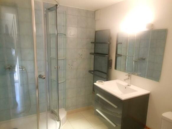 Gîte Shower Room