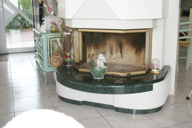 Fire In Marble