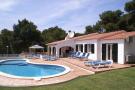 4 bed Villa in Son Parc, Menorca, Spain