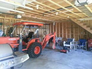 garage/guest room up
