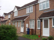 Terraced house in Ivy Close, Gillingham...