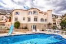 6 bedroom Villa in Calpe, Alicante, Valencia