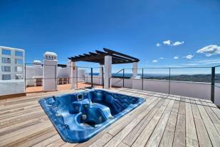 terrace showflat