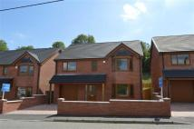 Detached home in Charles Street, Tredegar...
