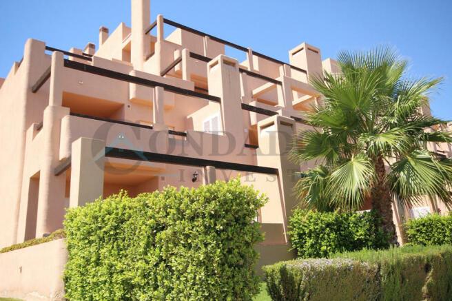 Block 2 exterior