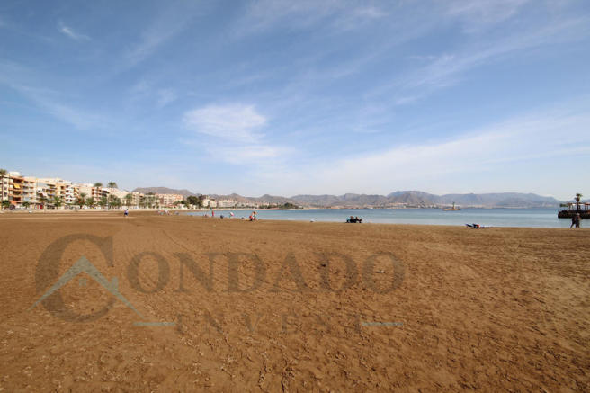 Mazarrón beach